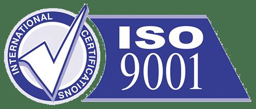 ISO 9001 2015 : Pintura en polvo, Cubiertas de cerámica, Campanas importadas, Fabricación nacional (tramite)