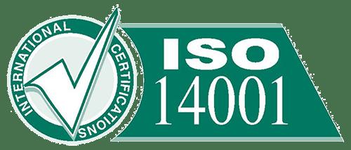 ISO 14001 : Pintura en polvo, Cubiertas de cerámica