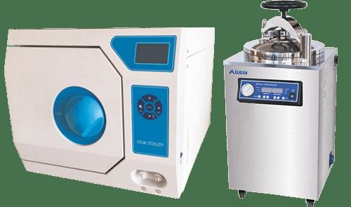 autoclave equipo laboratorio