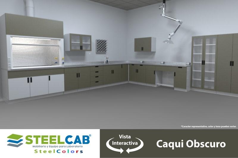 muebles_laboratorio_caqui_obscuro