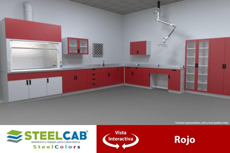 muebles_laboratorio_rojo