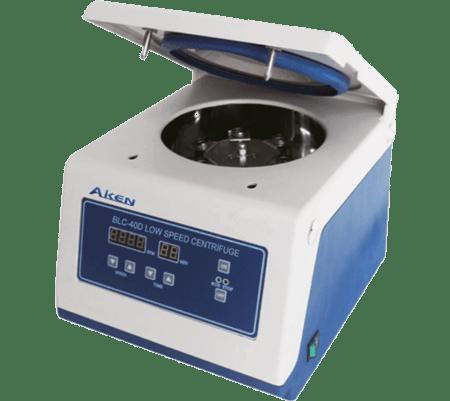 centrifuga laboratorio