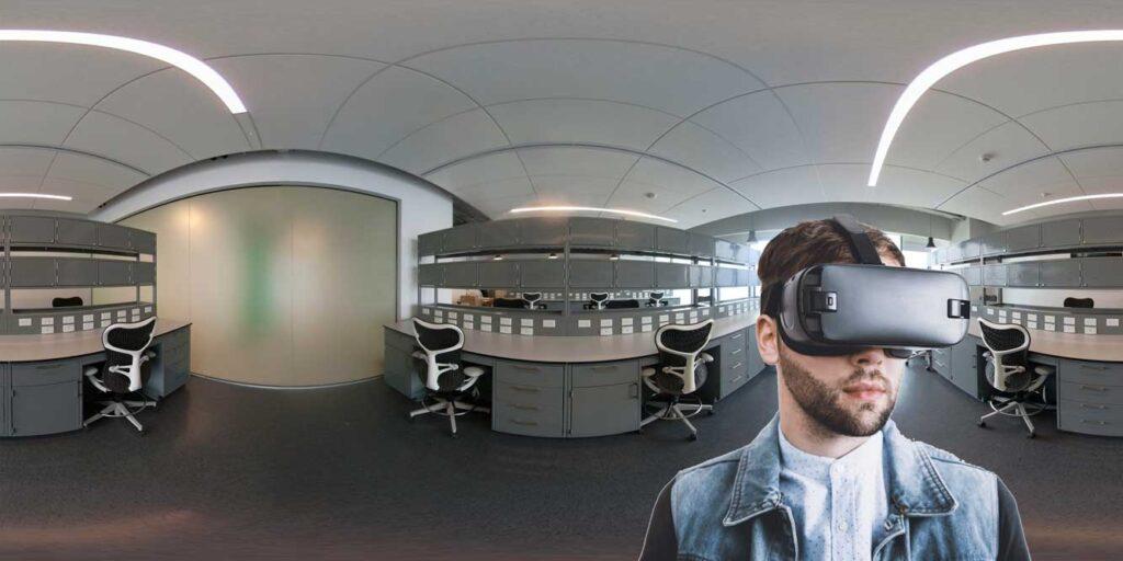 VR acent
